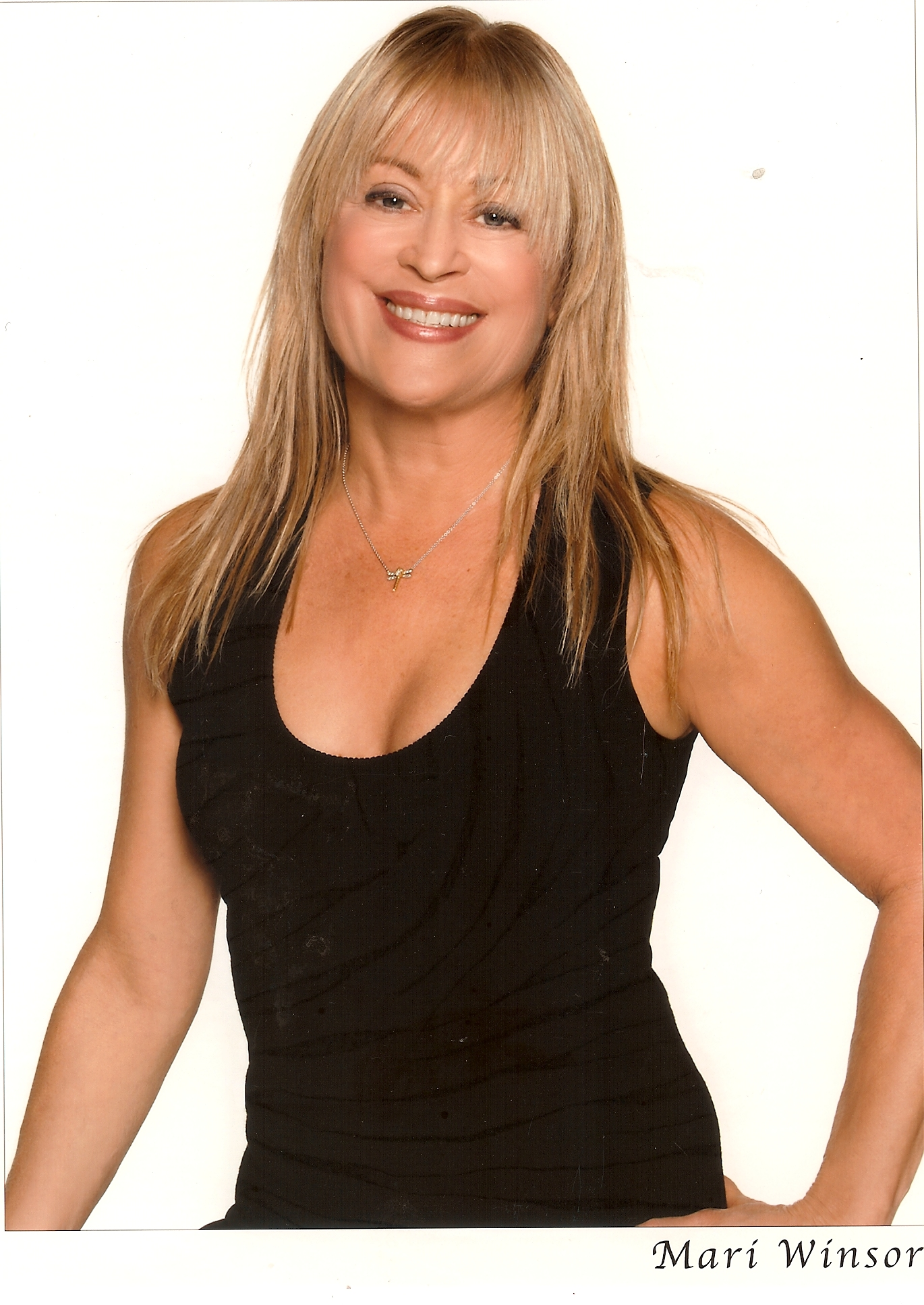 Mari Winsor, Queen of Pilates, on Staying Fit Over Fourty ...