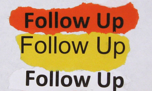 The Fine Art of Follow Up in Public Relations | Los ...