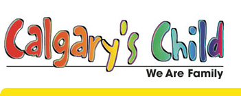 Calgary's Child Logo
