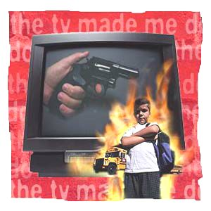 the kids and the effect of tv violence to them Pros & cons of violence in the media affecting teens as long as violence has been a part of society, so have people tried to place blame on its facilitators many people believe that violence in the media affects our youth.