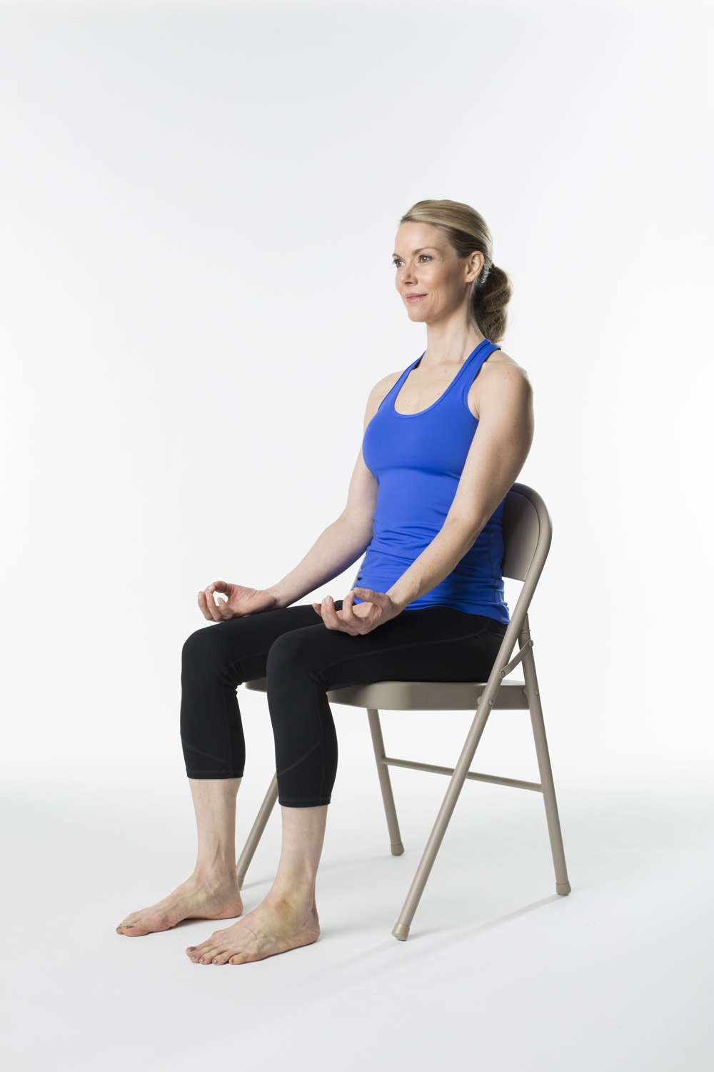Chair Yoga Los Angeles Public Relations Ajgpr